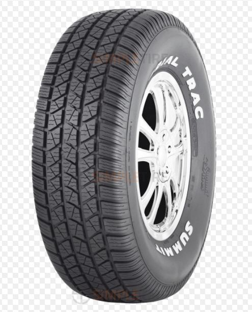 90000024593 P235/70R15 Radial Trac GT Summit