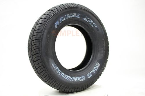 Multi-Mile Wild Country XRT III 225/75R   -16 WXR25