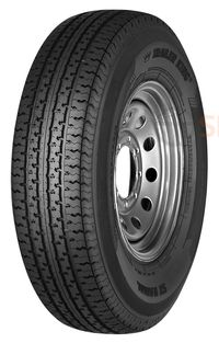 TKS15T 185/80R13 Trailer King II Tire Kingstar