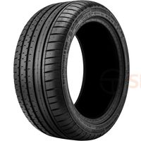 3520860000 P225/45R17 ContiSportContact 2 SSR Continental