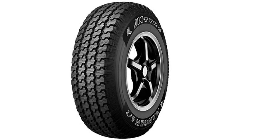 JK Tyre A/T Plus LT31/10.50R-15 17J35881