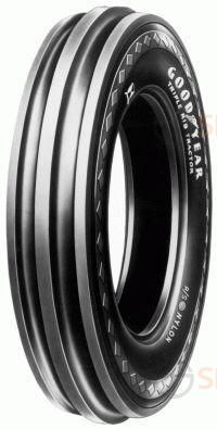 TRR335 5.00/-15SL Triple Rib RS F-2 Goodyear