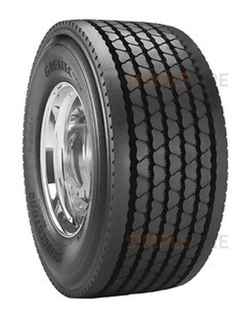 Bridgestone M845 455/55R-22.5 241422