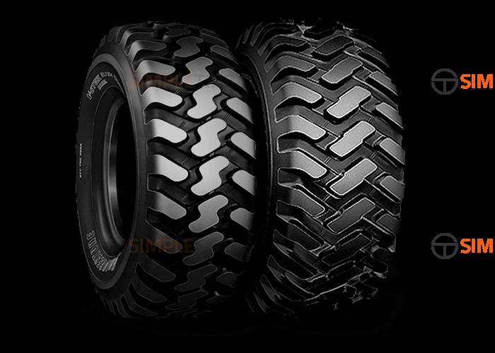 299804 13/R24 VUT G-2 Bridgestone