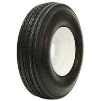 FAW20 20.5/8-10 OEM White Tire/Wheel Assembly - LP Tire Eldorado