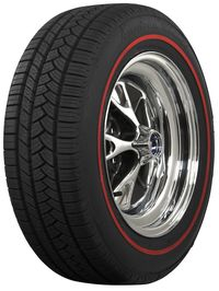 6764340 P235/60R-16 American Classic Redlines Coker