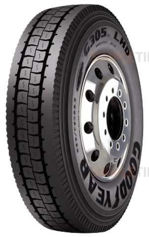 Goodyear G305 AT LHD Fuel Max 11/R-22.5 138953357
