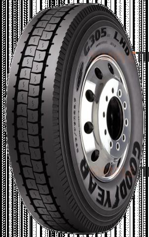 Goodyear G305 AT LHD Fuel Max 285/75R-24.5 756604357