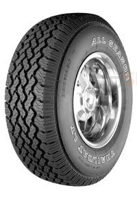 Dean Trailcat All Season P225/75R-15 12812