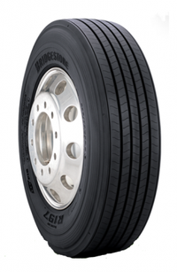6713 445/50R22.5 R197 Ecopia Bridgestone