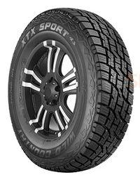 X4S10 255/70R   17 Wild Country XTX Sport 4S(SUV) Multi-Mile