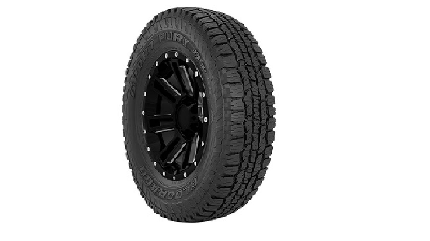 Eldorado Sport Fury AT4S LT245/75R-16 SPT38