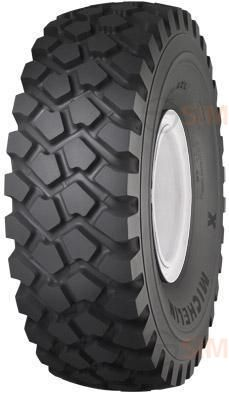 62159 335/80R20 XZL Michelin