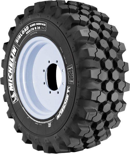 Michelin Bibload Hard Surface 340/80R-18 66605