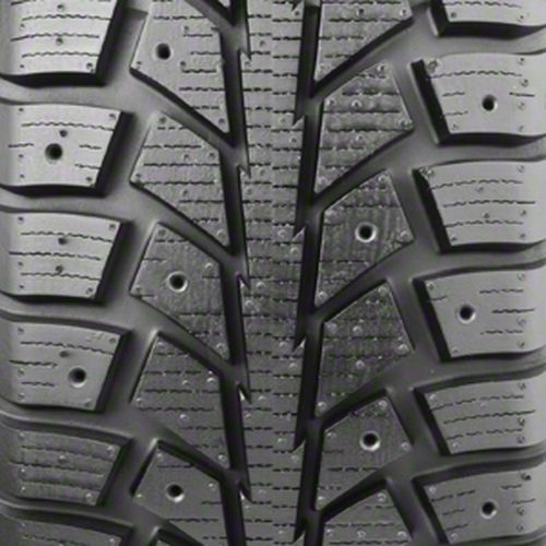 Uniroyal Tiger Paw Ice & Snow II P155/80R-13 54159