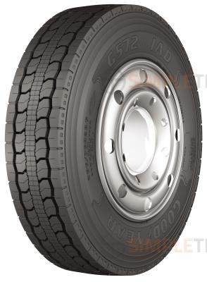 138953619 11/R22.5 G572 1AD Fuel Max Goodyear