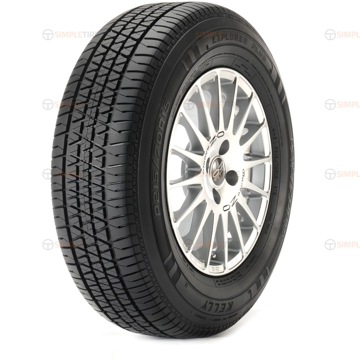 Kelly Tires Explorer P155/80R-13 356661228