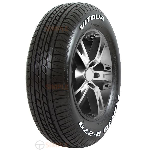 ZYCBPRWL7915F12TH0 P155/70R12 Turbo R-279 Vitour