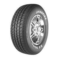 42512 P235/60R15 SX5000 Starfire