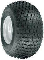 KNW47 145/70-6 Staggered Knobby TracGard