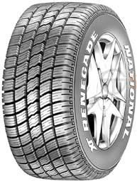 70101 P205/70R14 XT Renegade National