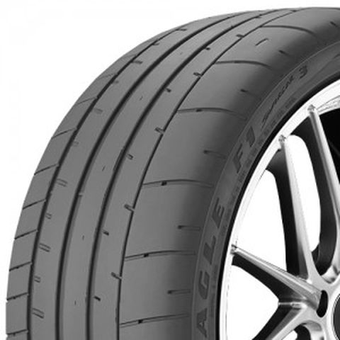 Goodyear Eagle F1 SuperCar 3 285/30R-20 797788523