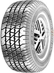 Del-Nat National XT4000 P155/80R-13 40527