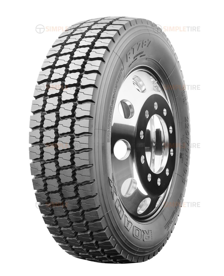 988299 225/70R19.5 RT787 Roadlux