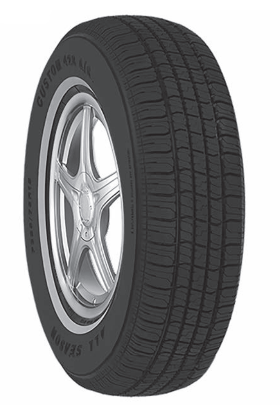 Multi-Mile Custom 428 A/S P205/75R-15 CUS34