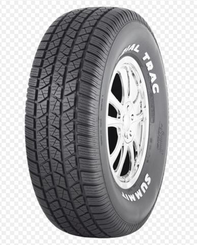 Summit Radial Trac GT P225/70R-14 90000024590