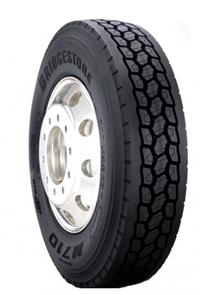 233347 11/R24.5 M710 Ecopia Bridgestone