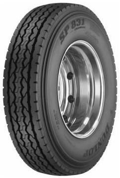 Dunlop SP 831 255/70R-22.5 271122771
