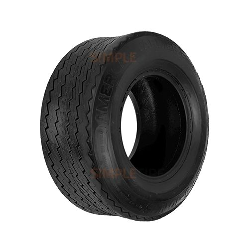 Specialty Tires of America Conventional I-1 Rib Implement Tread A 6.70/--15 FC1X4