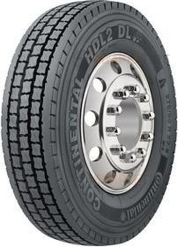Continental HDL2 DL Eco Plus 275/80R-22.5 5210120000