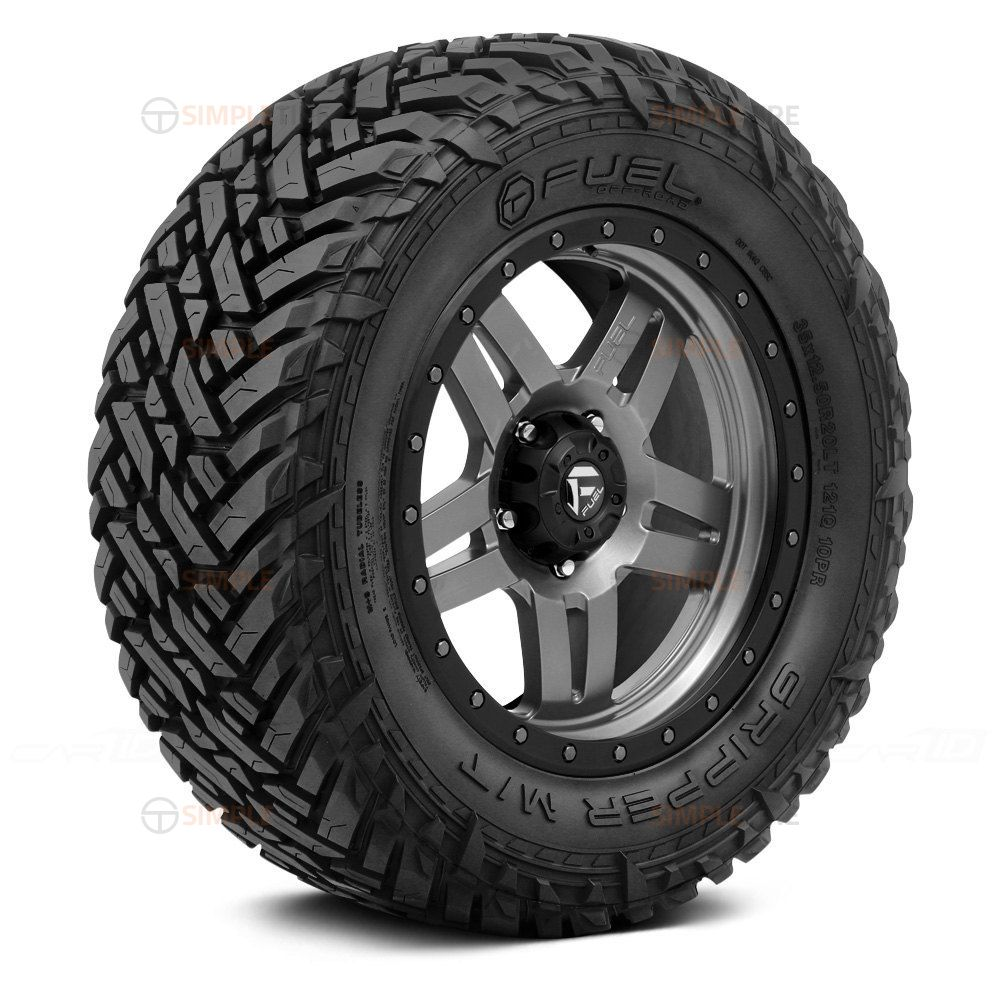 RFMT351350R20 LT35/13.50R20 Mud Gripper M/T Fuel