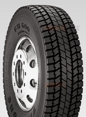 Firestone FD600  315/80R-22.5 219696
