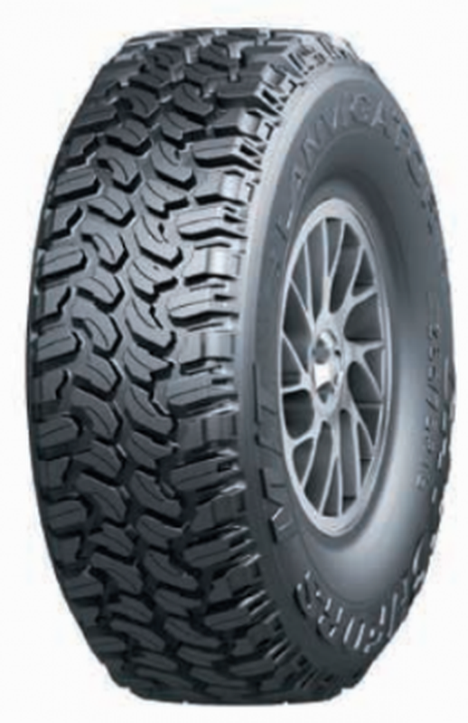 PowerTrac Power Rover M/T LT265/75R-16 H300W