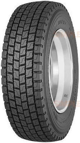 Michelin XDE 2+ 265/70R-19.5 95319