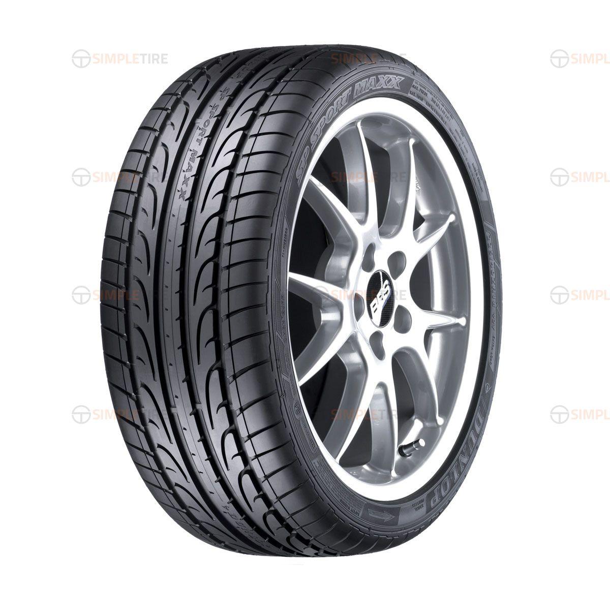 265029200 255/40R20 DSX DSST ROF Dunlop