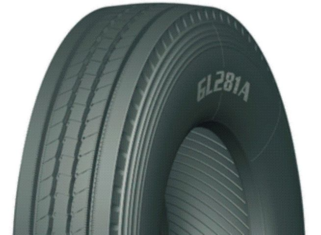 Del-Nat Advance GL-281A 285/75R-24.5  281006A
