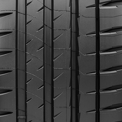 Michelin Pilot Sport 4S 255/40ZR-18 98512