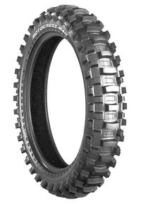 065781 250/-10 Motocross M40 (Front/Rear) Bridgestone