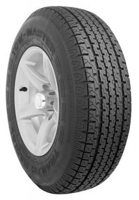 TRD15225D ST225/75R15 Tow-Master St Hiway Tread Greenball
