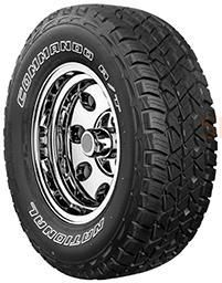 National Commando A/T Plus 265/70R   -17 21549857