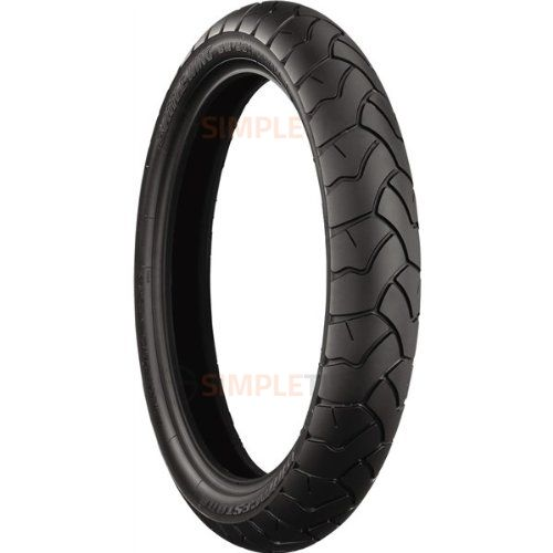 132983 110/80R19 Dual/Enduro Bias Front Battlewing BW501 Bridgestone