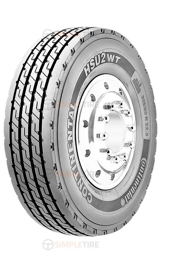 Continental HSU2 WT 315/80R-22.5 05140450000