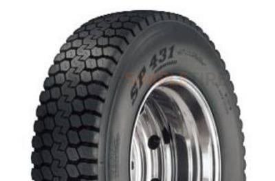 271128195 295/75R22.5 SP 431A Dunlop