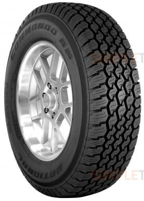 21542010 265/70R   17 Commando A/P National