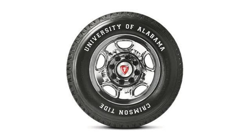Firestone Destination A/T - University of Alabama (Limited Edition) 235/70R-16 006645