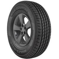WRT75 P225/75R16 Wild Country HRT Multi-Mile